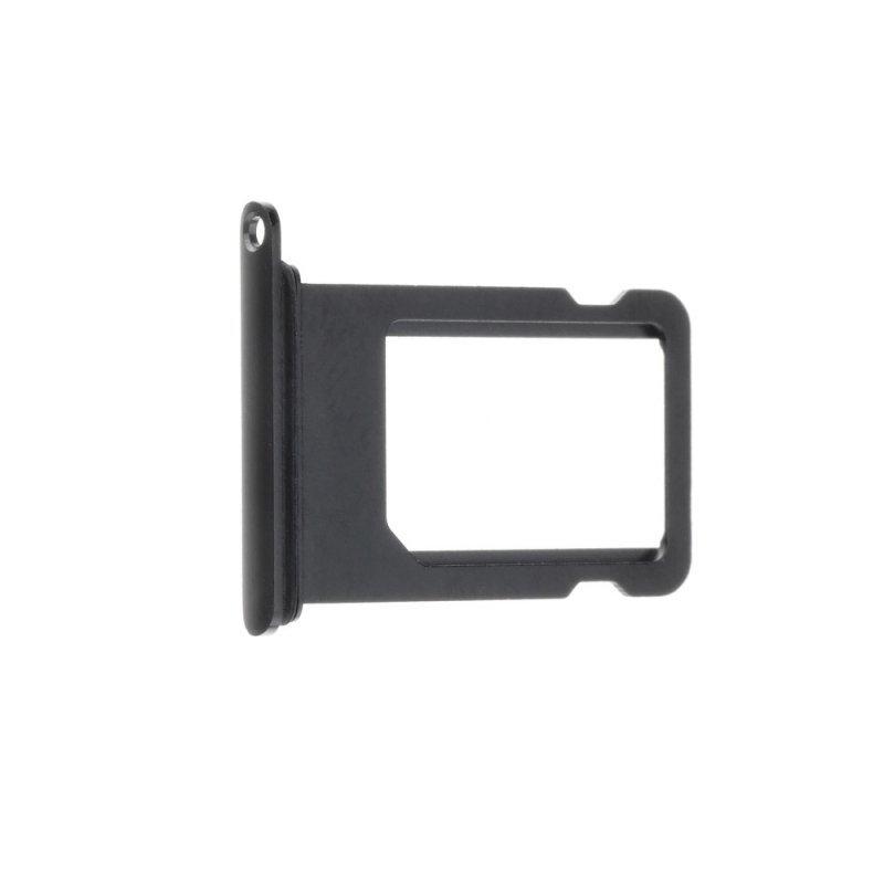 Szufladka karty SIM EQ IPHO 7 czarny
