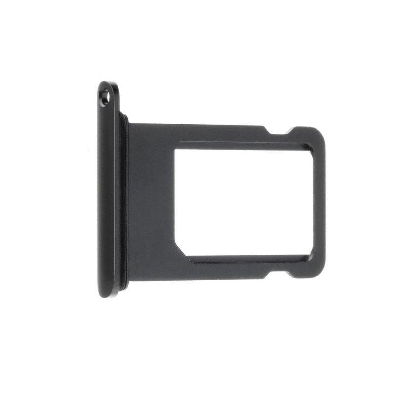 Szufladka karty SIM EQ IPHO 7 PLUS jet black