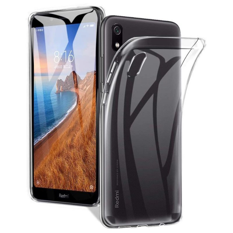 Futerał Back Case Ultra Slim 0,5mm do XIAOMI Redmi 7A