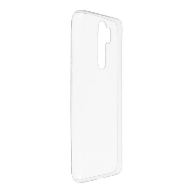 Futerał Back Case Ultra Slim 0,3mm do XIAOMI Redmi Note 8 PRO transparentny
