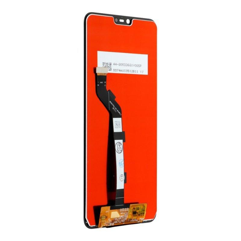 Wyświetlacz LCD bez ramki do Xiaomi MI 8 Lite czarny
