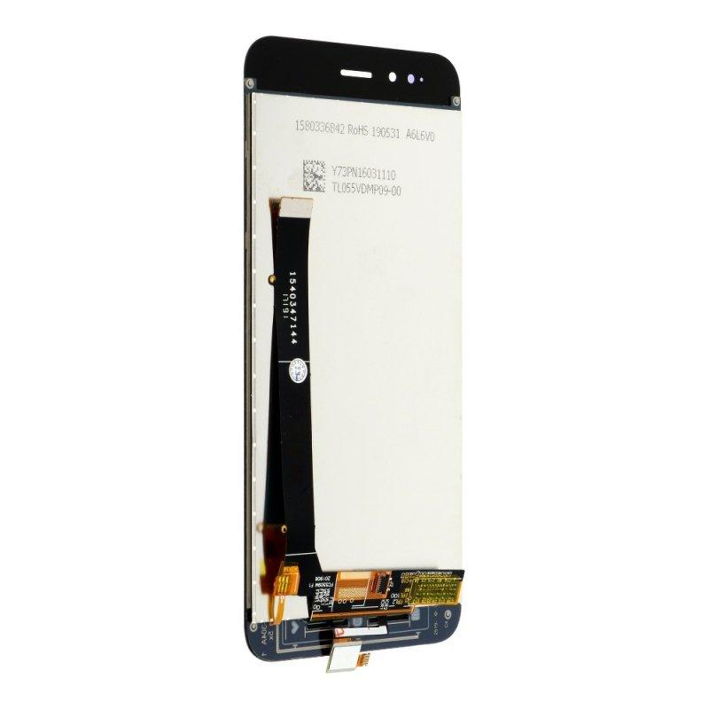 Wyświetlacz LCD bez ramki do Xiaomi MI A1 / 5X czarny