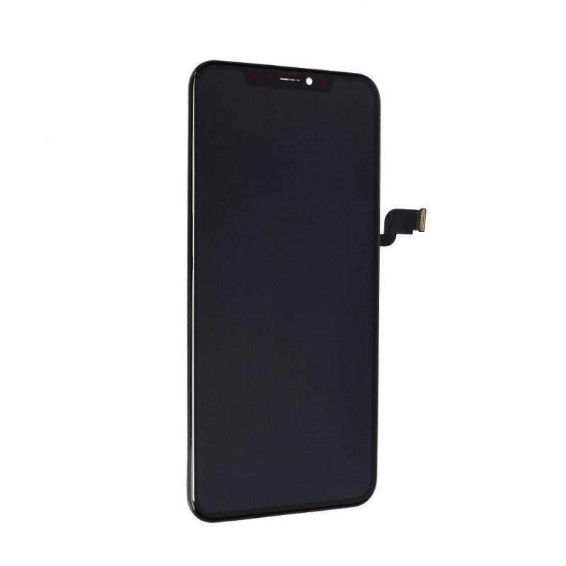 Wyświetlacz do iPhone Xs Max  z ekranem dotykowym czarnym (HiPix Incell)