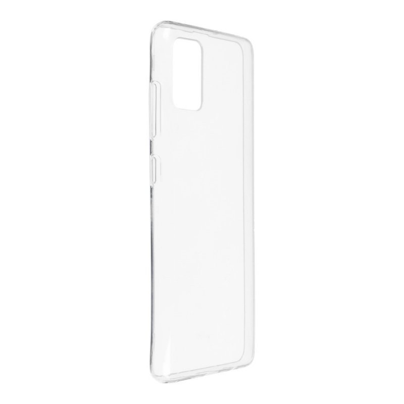 Futerał Back Case Ultra Slim 0,3mm do SAMSUNG Galaxy A51 transparent