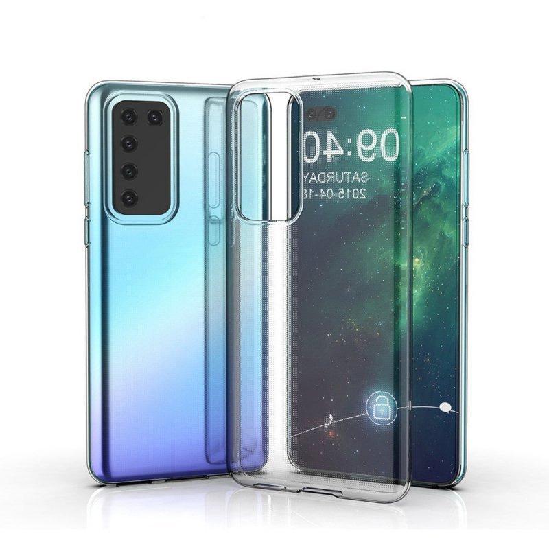 Futerał Back Case Ultra Slim 0,5mm do HUAWEI P40 PRO