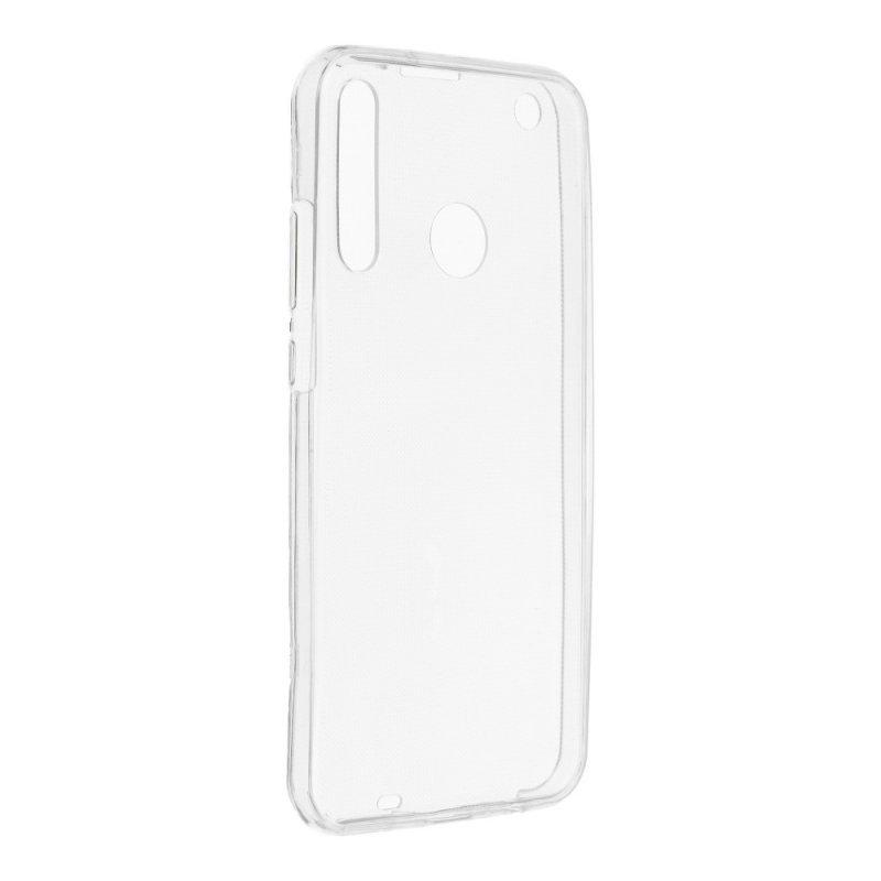 """Futerał 360"""" Ultra Slim Front+Back do HUAWEI P40 Lite E transparent"""
