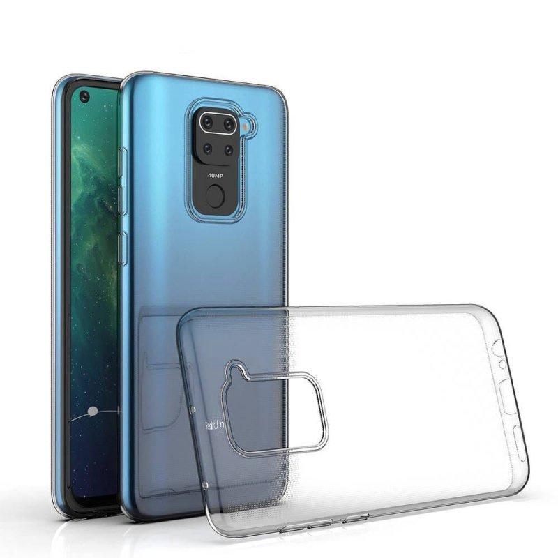 Futerał Back Case Ultra Slim 0,5mm do XIAOMI Redmi NOTE 9 PRO