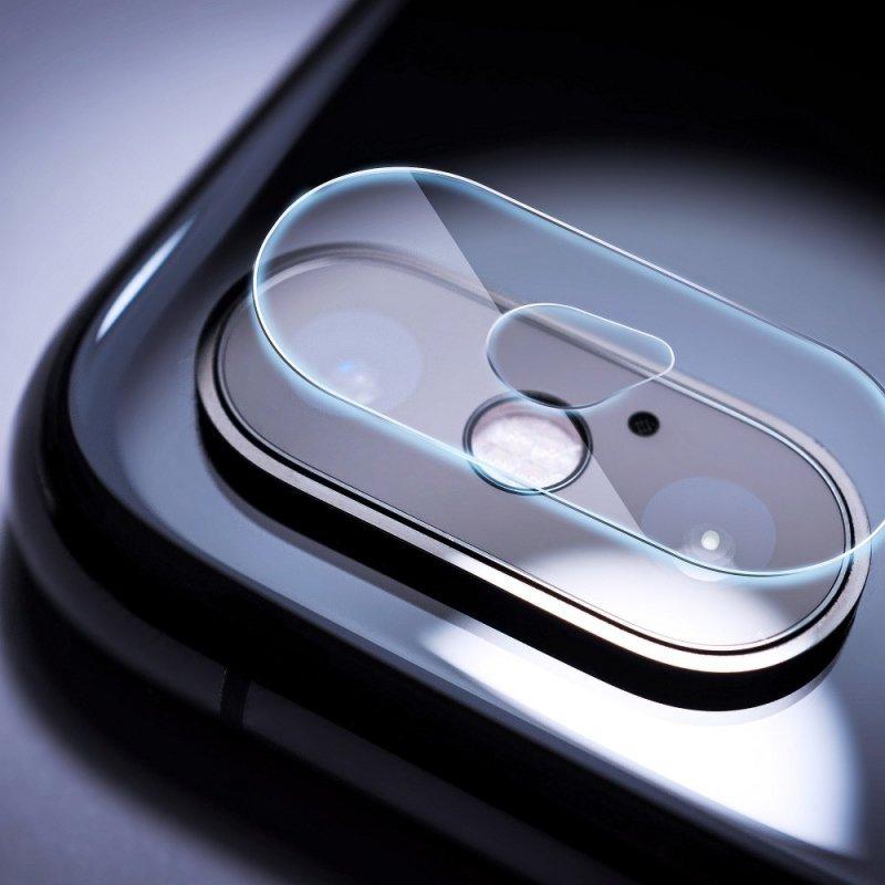 Szkło hartowane Tempered Glass Camera Cover - do iPhone 11 Pro Max