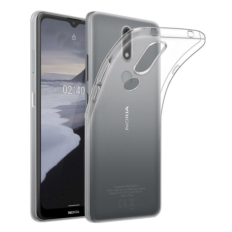 Futerał Back Case Ultra Slim 0,5mm do NOKIA 2.3