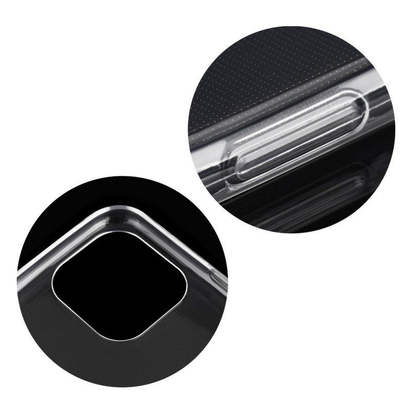 Futerał Back Case Ultra Slim 0,3mm do SAMSUNG Galaxy A21S transparent