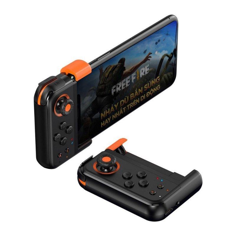 BASEUS kontroler do gier joystick do telefonu czarny GMGA05-01