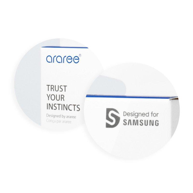 Futerał ARAREE Nukin do SAMSUNG A52 LTE / A52 5G transparent