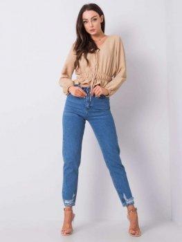 Spodnie jeans-336-SP-966.34P-niebieski