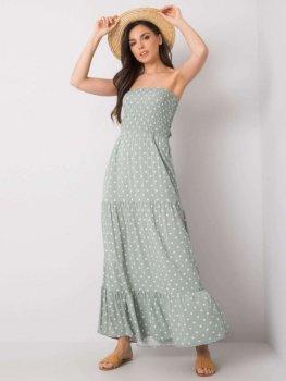 Sukienka-D73771M30251-jasny zielony