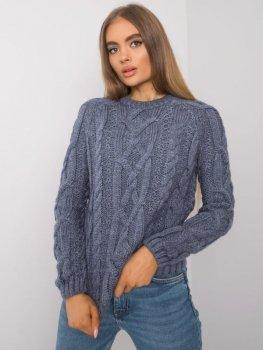Sweter-TO-SW-0410.70-niebieski