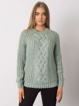Sweter-TO-SW-0415.13X-zielony