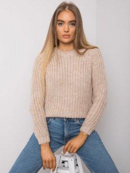 Sweter-TO-SW-0420.11X-jasny beżowy