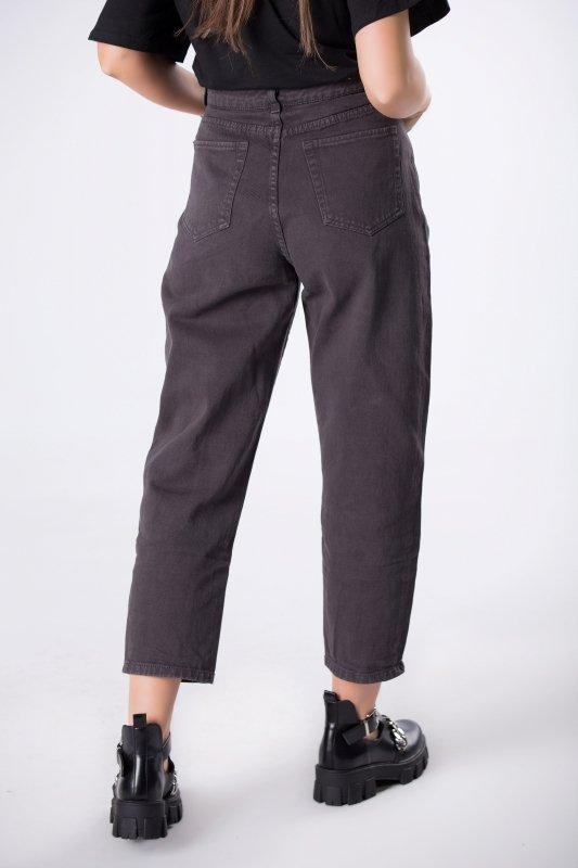 jeansy typu baggy