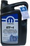 Olej automatycznej skrzyni biegów MOPAR ATF+4 MS-9602 5,0l Chrysler