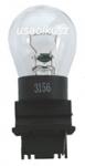 Żarówka biała jednowłóknowa 3156 - P27W / W2,5x16d
