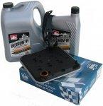 Filtr oraz olej Dextron-VI automatycznej skrzyni biegów 4SPD Chrysler PT Cruiser