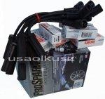 Przewody oraz PLATYNOWE świece zapłonowe Hummer H2