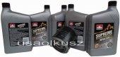 Filtr oraz syntetyczny olej 10W30 Dodge RAM -2003