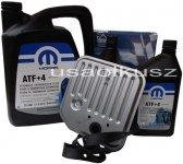 Olej MOPAR ATF+4 6,89l oraz filtr skrzyni biegów Dodge Dakota -2003