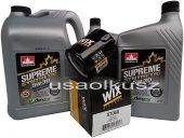 Filtr oraz syntetyczny olej 5W30 GMC Yukon 2007-