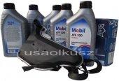 Filtr oraz olej skrzyni biegów Mobil ATF320 Chevrolet Uplander