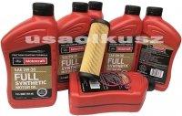 Filtr olej 5W30 Full Synthetic MOTORCRAFT Ford F-150 F150 2,7 V6
