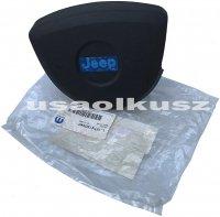 Osłona poduszki Air Bag kierowcy Jeep Commander 2008-
