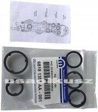 Uszczelki obudowy filtra oleju Dodge Durango 3,6 V6 2014-