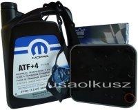 Olej MOPAR ATF+4 oraz filtr automatycznej skrzyni 4SPD Plymoyth Breeze
