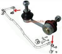 Łącznik stabilizatora tylnego Chrysler 200