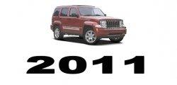 Specyfikacja Jeep Liberty 2011