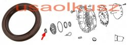 Uszczelniacz konwertera skrzyni biegów NAG1 Jeep Liberty 2008-2012