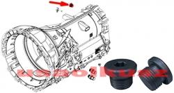 Korek skrzyni biegów 845RE 8-Speed Dodge Durango 3,6 V6 2014-
