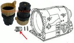Wtyczka wiązki automatycznej skrzyni biegów NAG1 5 Speed Jeep Cherokee