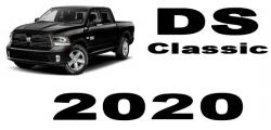 Specyfikacja RAM 1500 DS Classic 2020