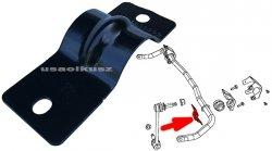 Obejma gumy stabilizatora wewnętrzna Dodge Magnum RWD