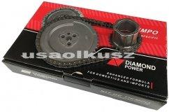 Rozrząd koła łańcuch Chevrolet Avalanche 5,3 V8
