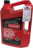 Olej silnikowy Motorcraft 5W30 SYNTHETIC BLEND MOTOR OIL 4,73l Lincoln Mercury
