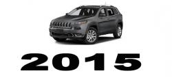 Specyfikacja Jeep Cherokee 2015