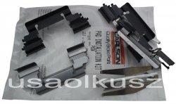 Zestaw montażowy tylnych klocków GMC Sierra 1500 AWD 2003-2007