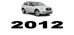 Specyfikacja Dodge Caliber 2012