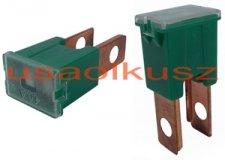 Bezpiecznik samochodowy kostkowy męski prosty JAPVAL TYPE B1 40A