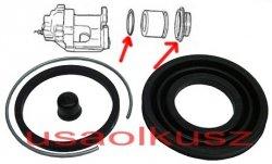 Zestaw naprawczy tylnego zacisku hamulcowego Oldsmobile Silhouette 2002-2004