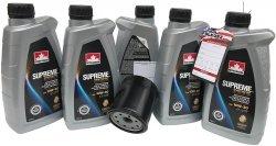 Filtr oleju oraz syntetyczny olej 10W30 Chrysler PT Cruiser