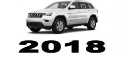 Specyfikacja Jeep Grand Cherokee 2018